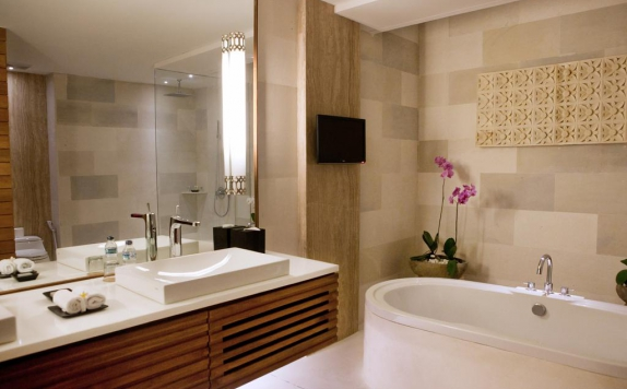 bathroom di Maca Villas & Spa Seminyak