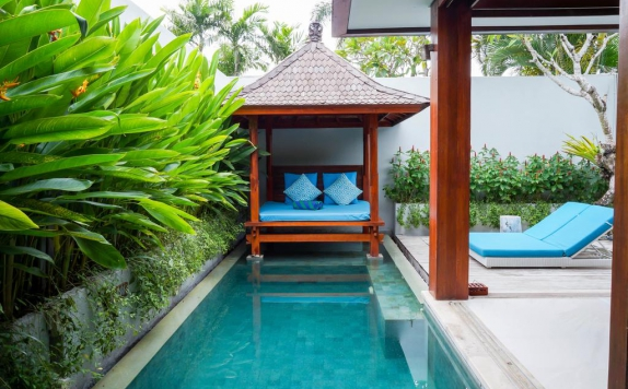 Swimming Pool di Maca Villas & Spa Seminyak