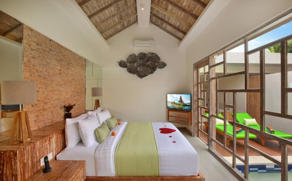 Guest Room di Manca Villa – Manage by Ini Vie Hospitality