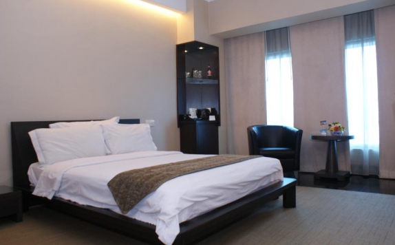 Guest Room di Manhattan Hotel