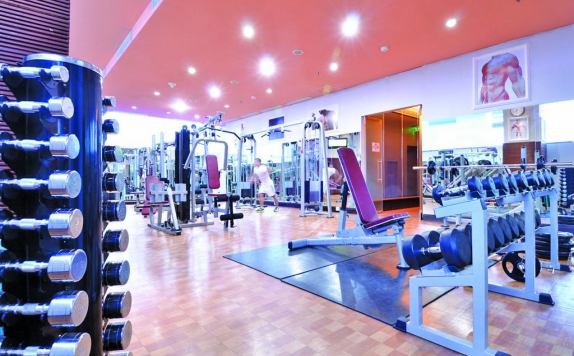 gym di Manhattan Hotel