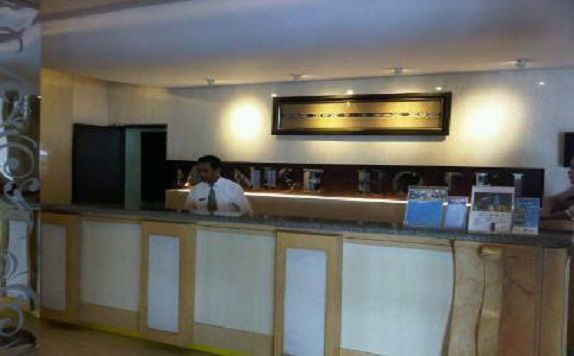 Reservation di Manise Hotel