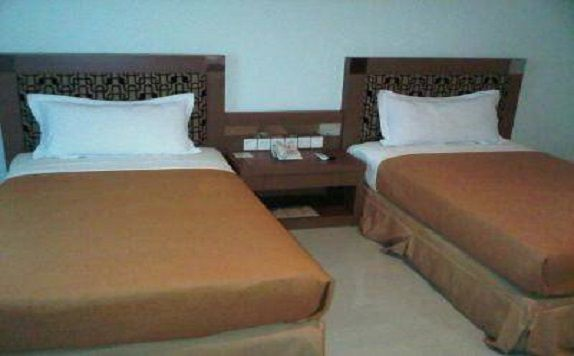 Twins Bed di Manise Hotel