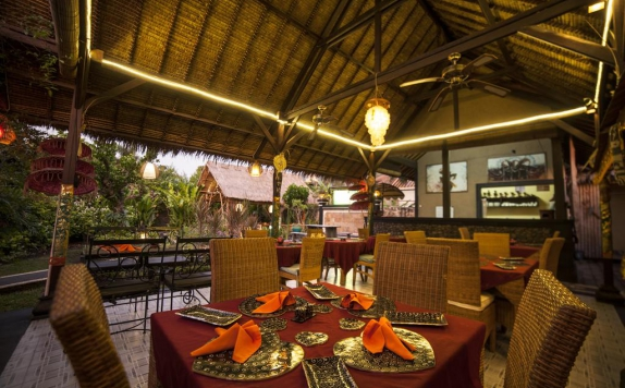Restaurant di Man's Cottages and Spa