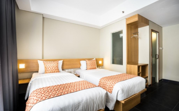 Guest room di Maple Hotel