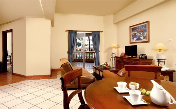 Deluxe Suite di Marbella Hotel, Convention & Spa Anyer