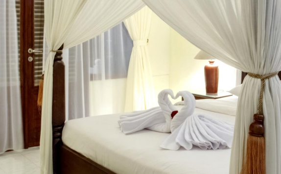 Guest room di Margo Utomo Hill View Resort
