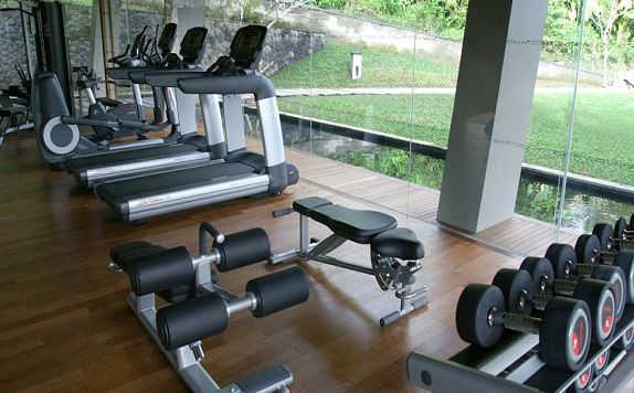 Fitness Center di Maya Ubud Resort and Spa