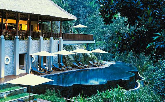 Swimming Pool di Maya Ubud Resort and Spa