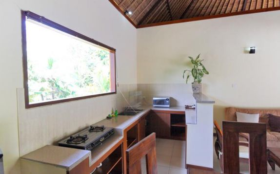 Kitchen Set Area di Medewi Bay Retreat