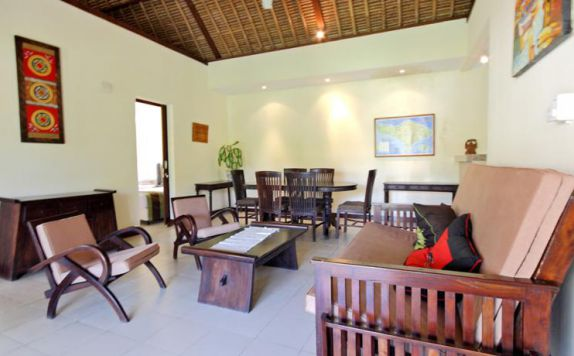 Living Room di Medewi Bay Retreat