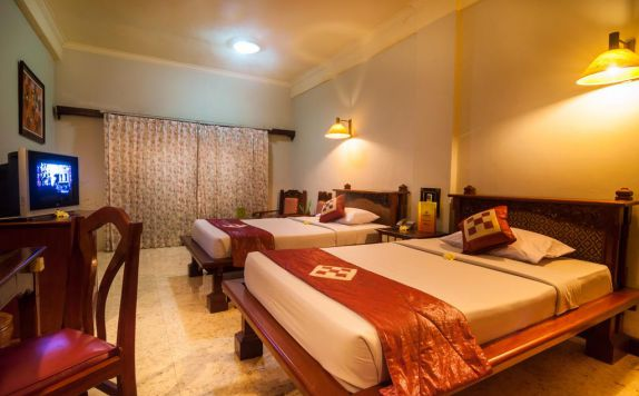 Guest Room di Melasti Kuta Beach Bungalow & Spa