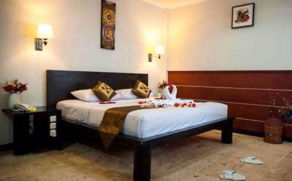 suite room 2 di Melasti Kuta Beach Bungalow & Spa