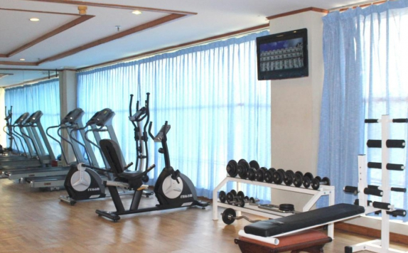 gym di Mercure Batam