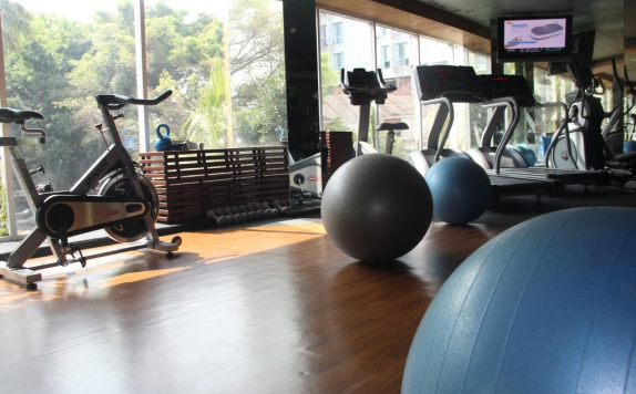 Gym and Fitness Center di Mercure Mirama Hotel