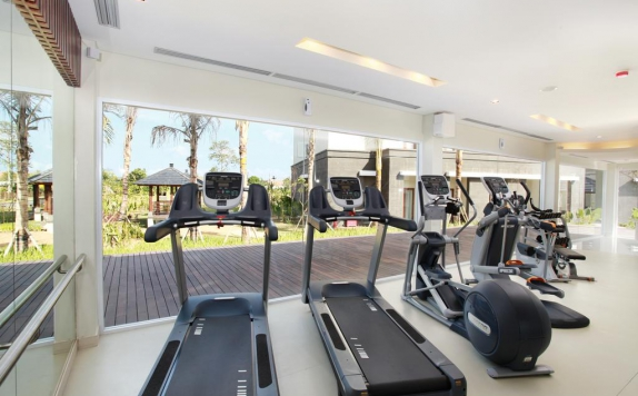 Gym di Mercure Nusa Dua
