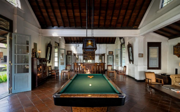 Billiard di MesaStila Villa
