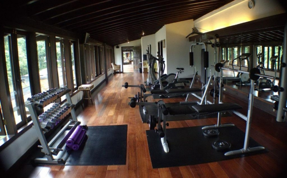 Gym di MesaStila Villa