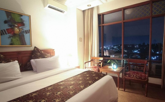 Guest Room di Mesra Resort Hotel