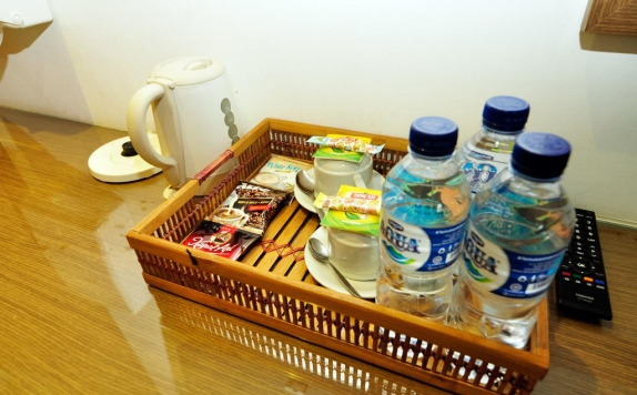 Amenities di MGriya Guesthouse