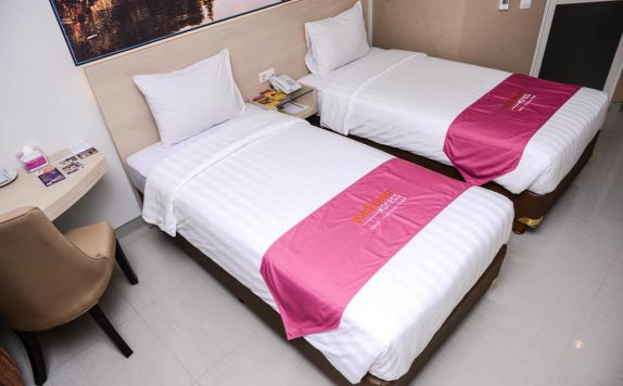 Twin Bed Room Hotel di Midtown Xpress Sampit
