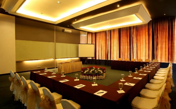 Meeting Room di Mikie Holiday Resort & Hotel