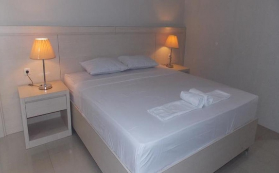 Bedroom di Miracle Manado Hotel