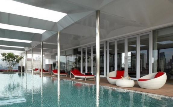 Swimming Pool di Morrissey Hotel Banquet Hall 2