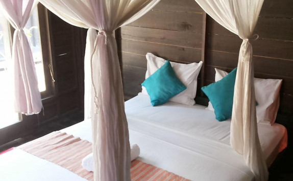 Guest Room di Mosaix Gili Bungalows