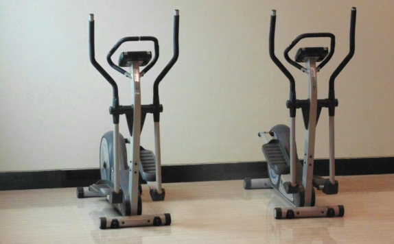 Gym and Fitness Center di Moscha Hotel