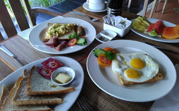 food di Munari Resort and Spa