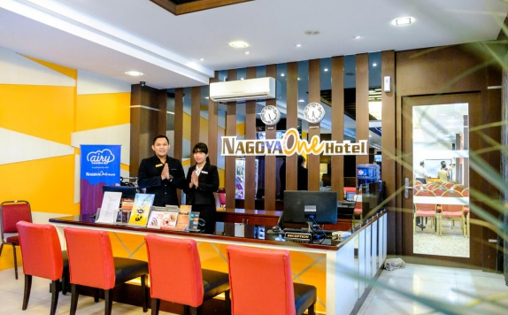 Receptionist di Nagoya One