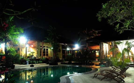 Swimming Pool di Ndalem Bantul