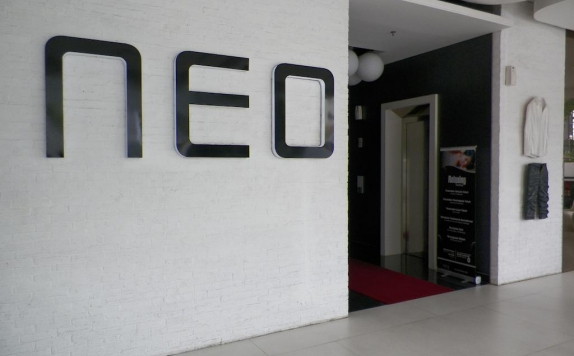 Amenities di Neo Melawai
