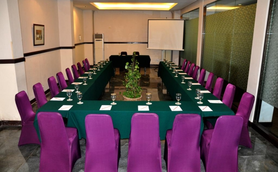 Meeting room di New Metro Hotel Semarang