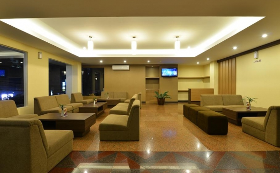 Interior di The Naripan Hotel
