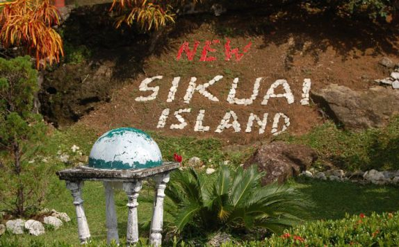 di New Sikuai Island Resort