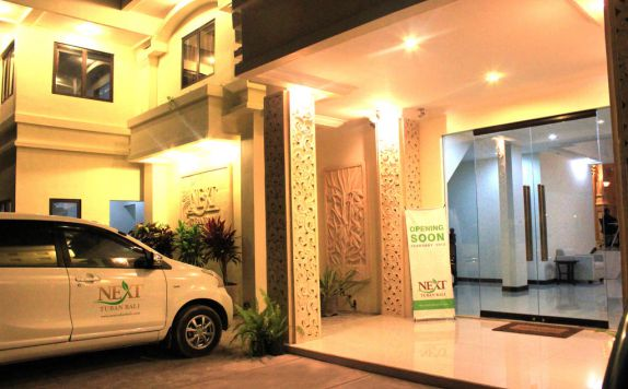 interior di Next Tuban Bali