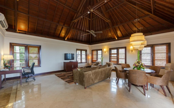 interior di Nirwana Villa Estate