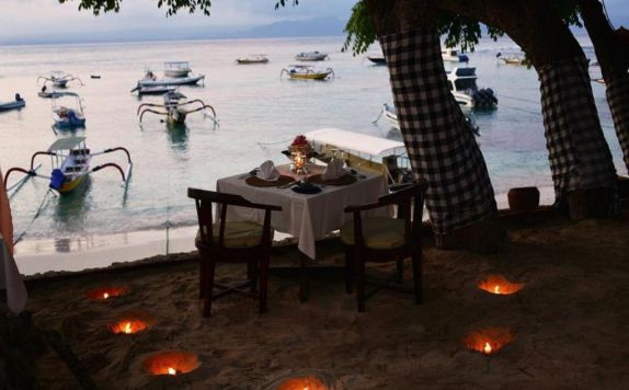 Restaurant di Nusa Bay