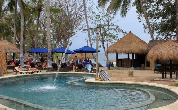Swimming Pool di Nusa Bay