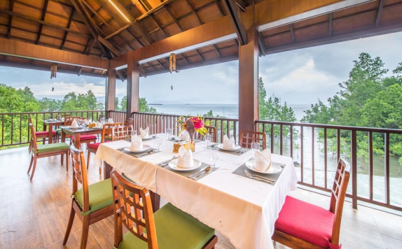 Restaurant di Nusantara Diving Center Resort & Spa