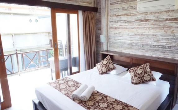 Guest Room di Nyuh Gading Home Stay