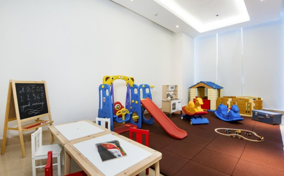 Kids Corner di Oakwood Suites La Maison