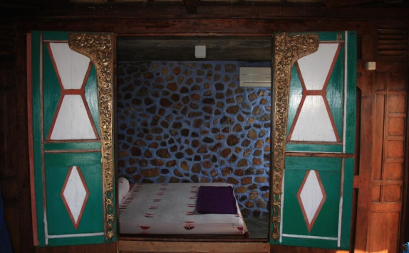 Guest Room di Omah Alchy Cottages
