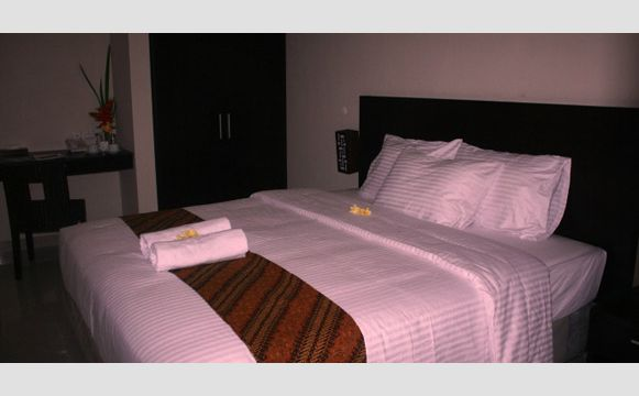 Room Double Bed di Ommaya Hotel & Resort