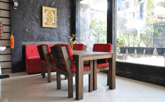 Amenities di Orange Home's Syariah