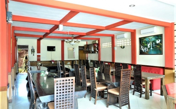 Restaurant di Orange Home's Syariah