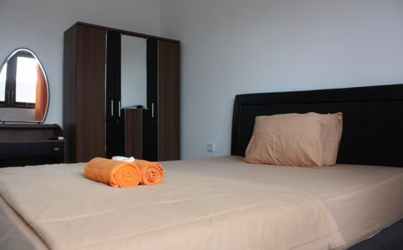 Bedroom di Orchid Guest House