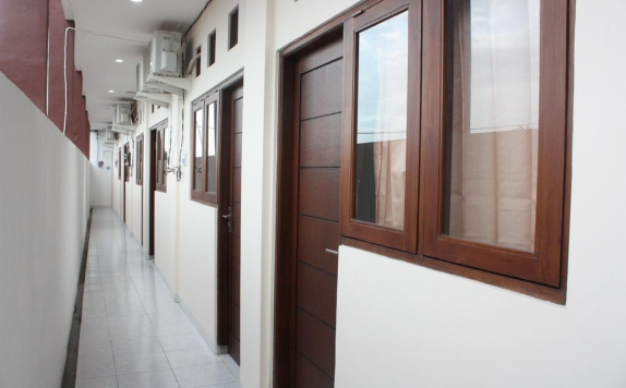 Interior di Orchid Guest House
